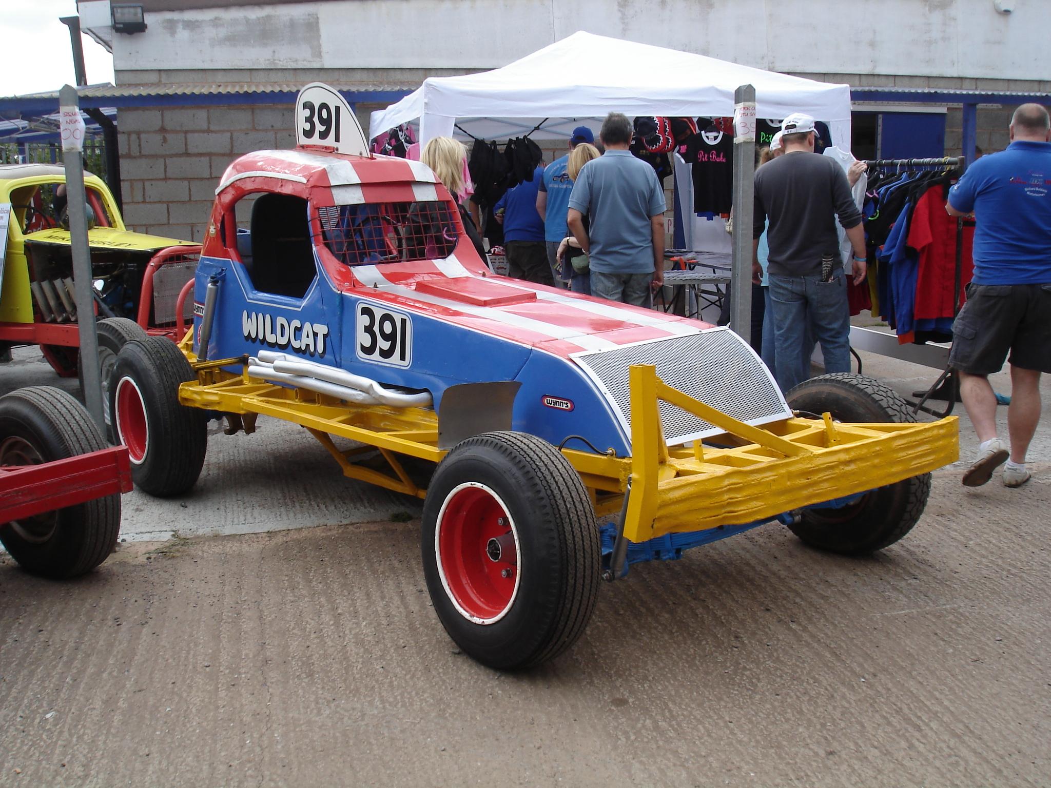 Best Circuit Racing Car